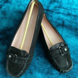 Taryn Rose Caress Women's Suede Loafers